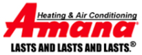 Amana Heating & Air Conditioning logo